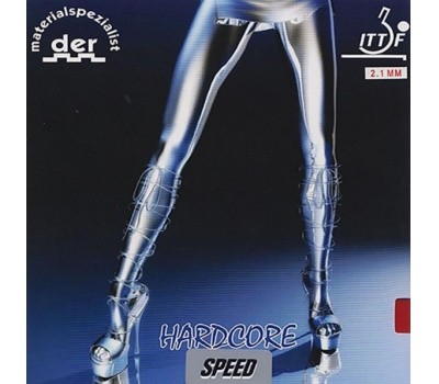 Der Materialspezialist Hardcore Speed